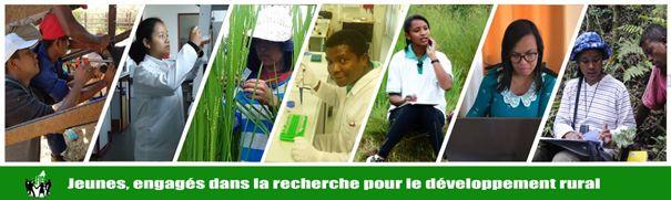 Les 7 Jeunes chercheurs du FOFIFA engagés dans la recherche de l'Agriculture